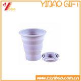 De grado alimenticio modificado para la taza de café del silicón colorido del té