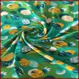 パイナップルによって印刷される緑色のMicrofiberのモモの皮