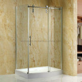 8mmの緩和されたガラスのシャワー機構、シャワー室