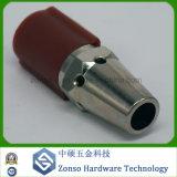 Peça fazendo à máquina personalizada do CNC do metal da precisão do OEM para componentes da injeção