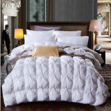 Home Textile Proof 75% Goose Down Bedding Consolador