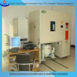 Câmara detalhada do teste da vibração três climáticos da umidade da temperatura da câmara ambiental