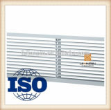 Grille de barre linéaire en aluminium pour système de ventilation