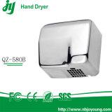 Mercado automático comercial resistente do Reino Unido do secador da mão da alta velocidade 1800W da qualidade superior