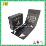 Caixa de papel rígida Foldable para a embalagem