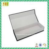 Коробка подарка лоснистого слоения твердая бумажная