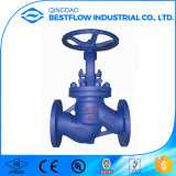Нормальный вентиль литой стали DIN3356