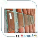 Niedriges Eisen-lamelliertes Glas für Gebäude-Dekoration