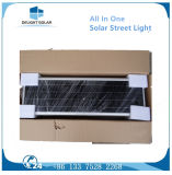 kristallener Erwähnungs-monofühler aller des Sonnenkollektor-20W in einem Solar-LED-Straßenlaterne