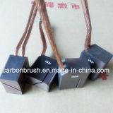 Spazzole di carbone del motore elettrico del metallo di sourcing CM5T