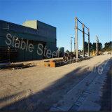 Taller de acero prefabricado para Tanzania