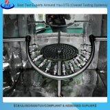 Las piezas de automóvil de IEC60529 Ipx3 Ipx4 impermeabilizan el compartimiento de la prueba ambiental del aerosol de la lluvia