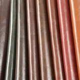 Couro sintético novo do PVC do plutônio para o sofá de Upholstery do assento de carro da mobília