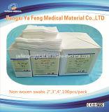Esponjas no tejidas médicas no estériles del OEM (diversos tamaños disponibles)