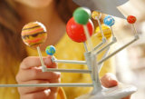 para los juguetes modelo de la ciencia de Plante del regalo nueve del cabrito