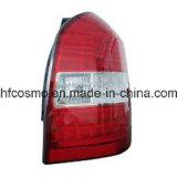 L'automobile di Mitsubish parte la lampada anteriore della nebbia del LED