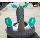 Кольца заплывания Pegaus единорога поплавки салона бассеина дракона раздувного плавая
