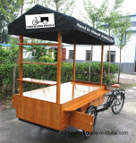 貨物販売のカート3の車輪のバイク