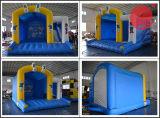2017 castelos infláveis comerciais personalizados novos/casa inflável do salto do módulo (T1-020)