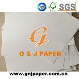 128GSM 25*37inch Kunst-überzogenes Papier Gradwechselstrom-2s im Blatt