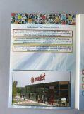 Поздравительная открытка конструкции супермаркета видео-