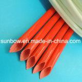 manicotto resistente a temperatura elevata della vetroresina della gomma di silicone di approvazione dell'UL 7kv