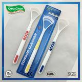 Zahnmedizinischer Zunge-Reinigungsmittel-Zunge-Schaber oral