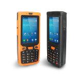 Ht380Aのアンドロイドのクォードコア無線GSMのバーコードのスキャンナー