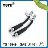 Boyau de frein hydraulique de l'usine SAE J1401 de service d'OEM d'offre