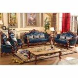 Hölzernes Sofa stellte für Hauptmöbel und Hotel-Möbel ein (D523)