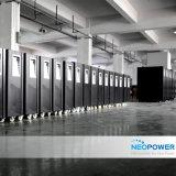 UPS em linha da fase de 10kVA 3 a 1 para a fábrica com transformador da isolação