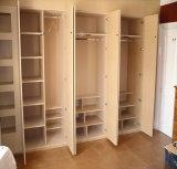 Ikea-Schiebetür betten Raum-Garderobe