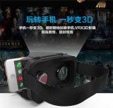 Vidros de realidade virtual 3D finos Vr X Box para celular de 4,7 a 6 polegadas