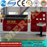 Laminatoio approvato personalizzato del piatto di CNC del Ce del Rolls del piatto Mclw12xnc-16*2000