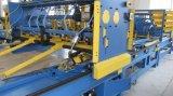 Pálete de madeira automática cheia que prega a máquina