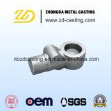 Peças da válvula da carcaça da precisão do ferro de molde do OEM para a maquinaria da transmissão
