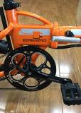"""250W 24V 16 """" вся рамка сплава складывая электрический E-Bike велосипеда"""