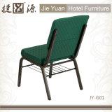 Apilando la silla de la iglesia de los muebles del auditorio (JY-G01)