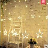 100 indicatori luminosi del LED, indicatore luminoso decorativo dell'interno/esterno degli indicatori luminosi di natale della sfera, USB autoalimentato, indicatore luminoso bianco caldo - per l'indicatore luminoso di natale dell'albero di natale del partito di giardino del patio