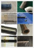 El extremo del tubo que forma la máquina SG-40-II / Mx-40-2