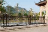 Haohan 고품질 매력적인 장식적인 주거 산업 직류 전기를 통한 강철 담 84