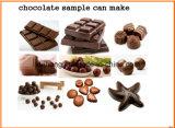 Microplaquetas de chocolate do KH 150 que fazem a máquina