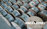 Riga di controllo chimico del martello dell'acciaio inossidabile di Tp316L tubazione arrotolata