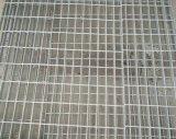 Grating van het staal voor de Plaat van de Dekking van de Geul