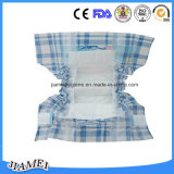 Wegwerfbares Baby Diaper mit Check Check Design Hot Sale in Ghana