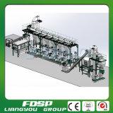 Línea de madera de la pelotilla de la biomasa completa aprobada del SGS de la ISO del CE