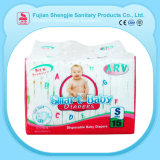 Venta caliente de fuga flexible a prueba de materiales de bebé prima para la fabricación de pañales