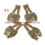 Almofada de joelho militar da boa qualidade & almofada de cotovelo para a proteção dos esportes ao ar livre