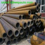 Tubo afilado con piedra 304 del acero inoxidable del barril de cilindro