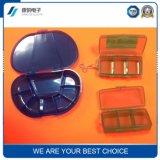 Conteneur environnemental de haute qualité de haute qualité en gros de pillule de capsules/cadre en plastique de pillule